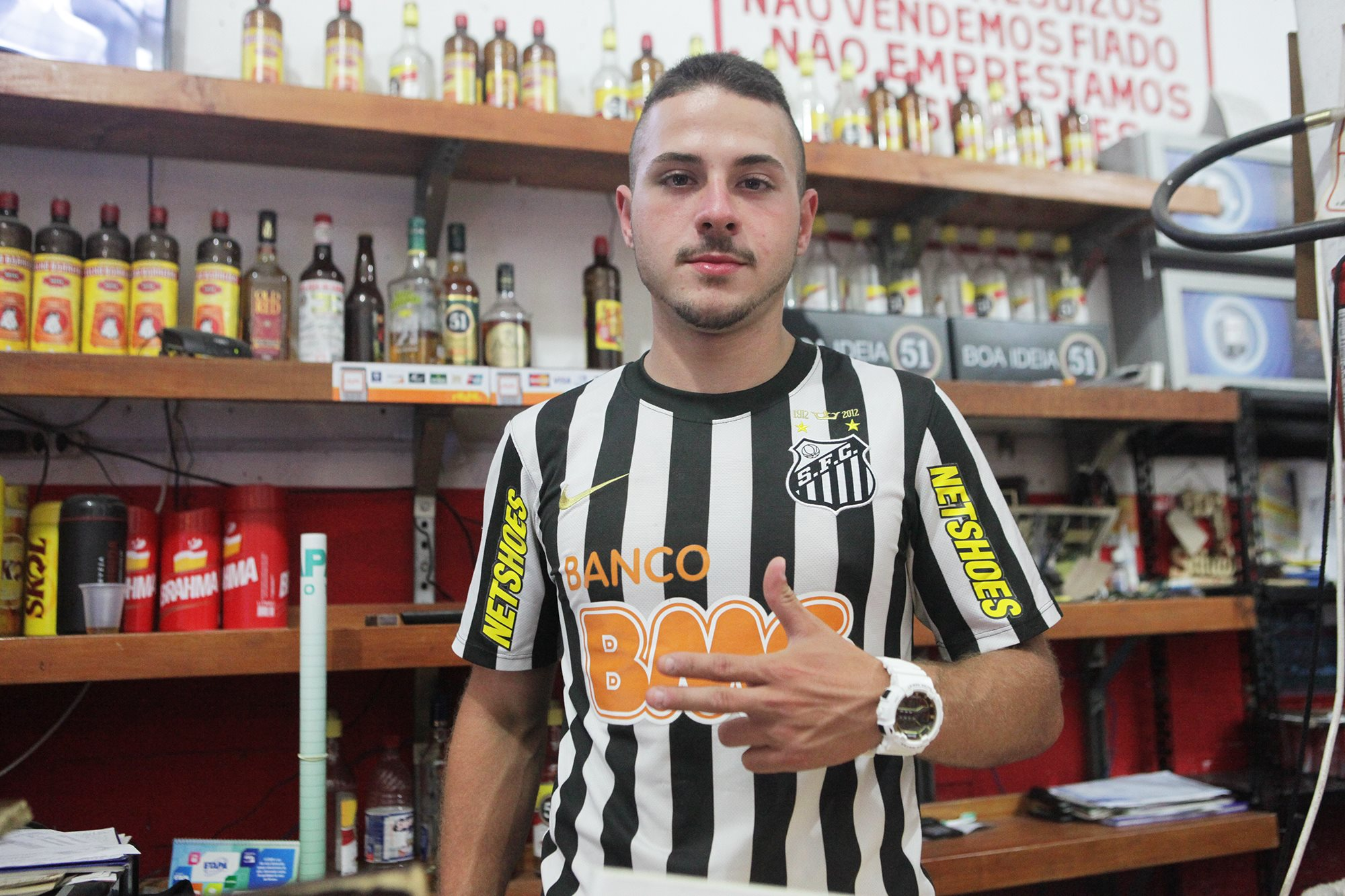 Henry - Santos Football Club