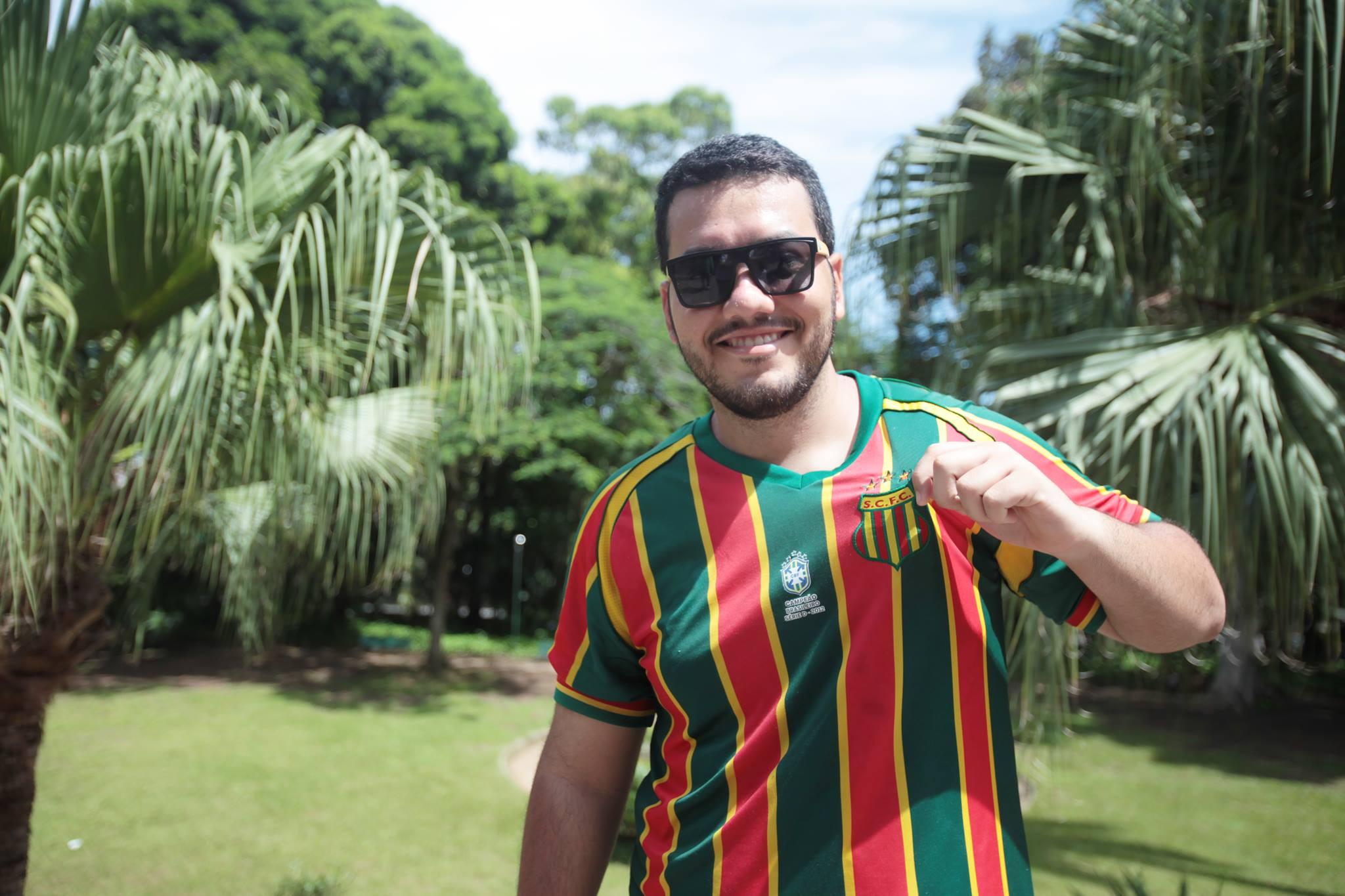 Rodrigo – Sampaio Corrêa Futebol Clube