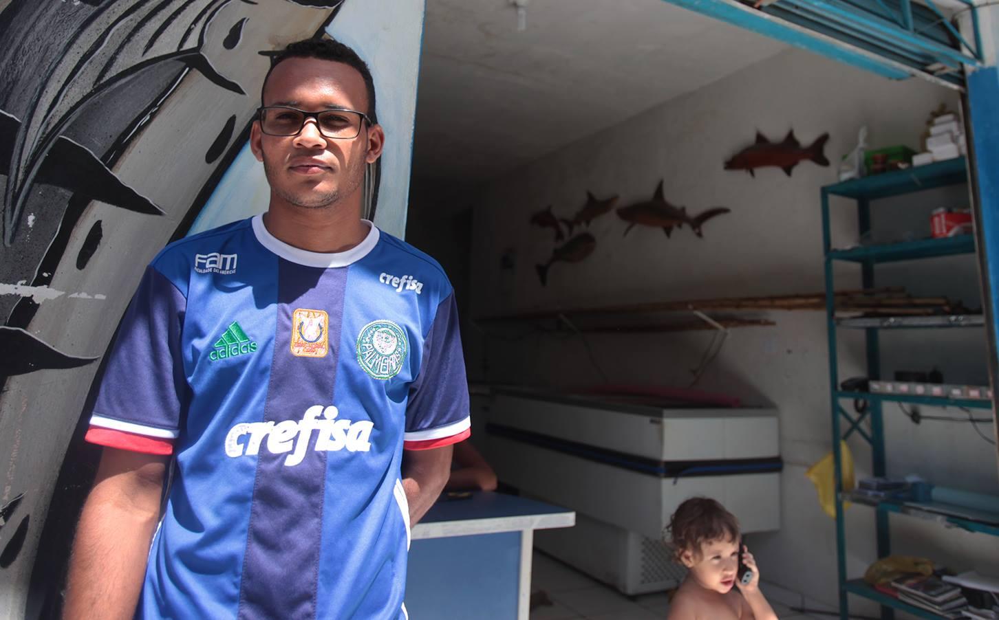 Paulo - SE Palmeiras