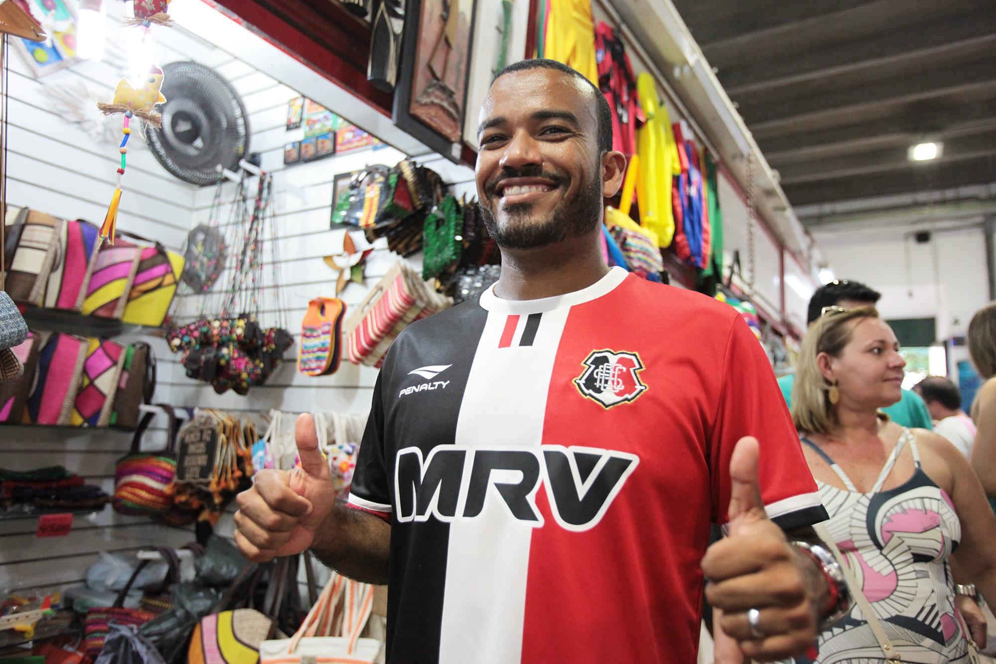 Fabio - Santa Cruz FC