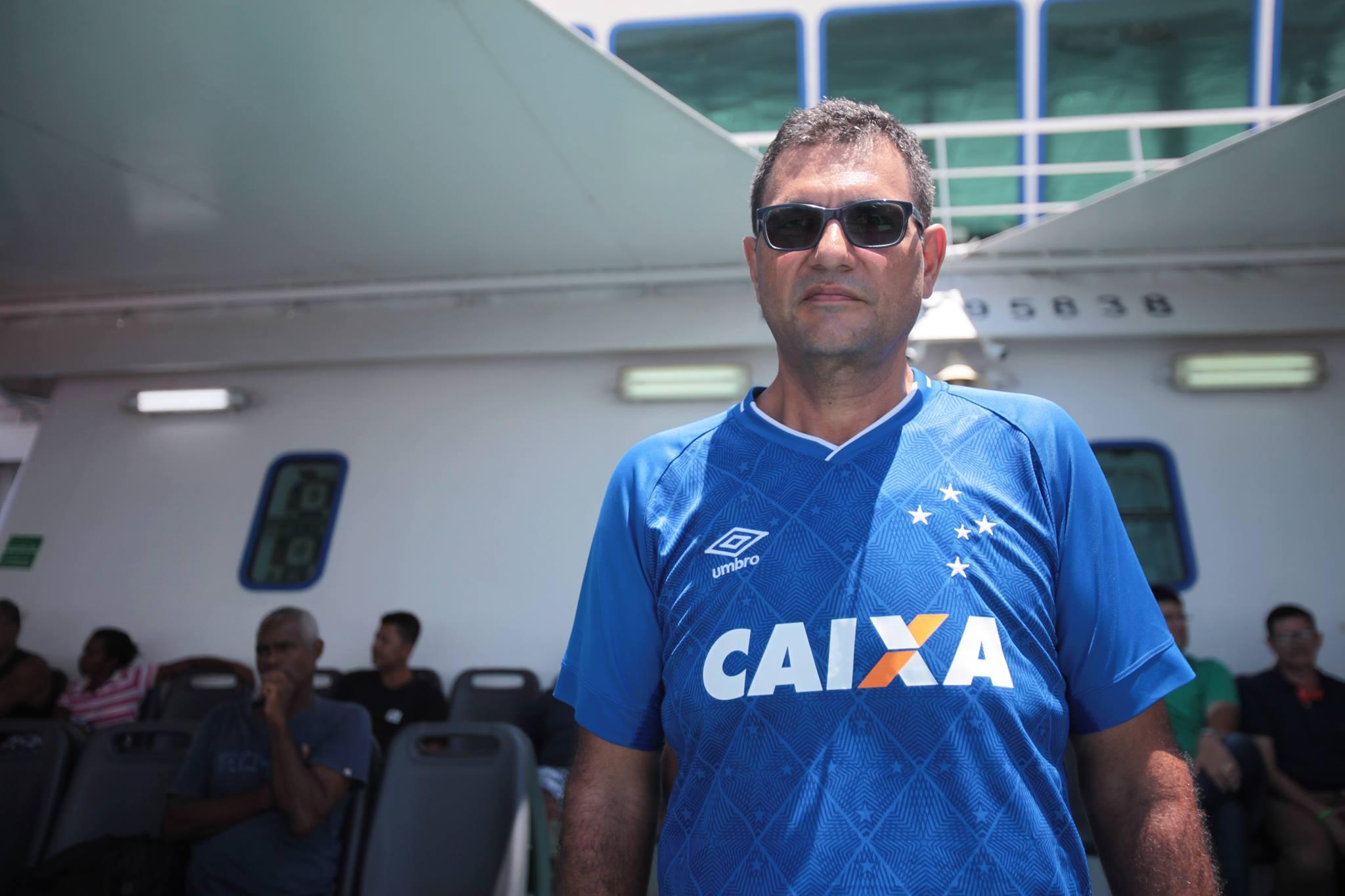 Silvinio - Cruzeiro Esporte Clube