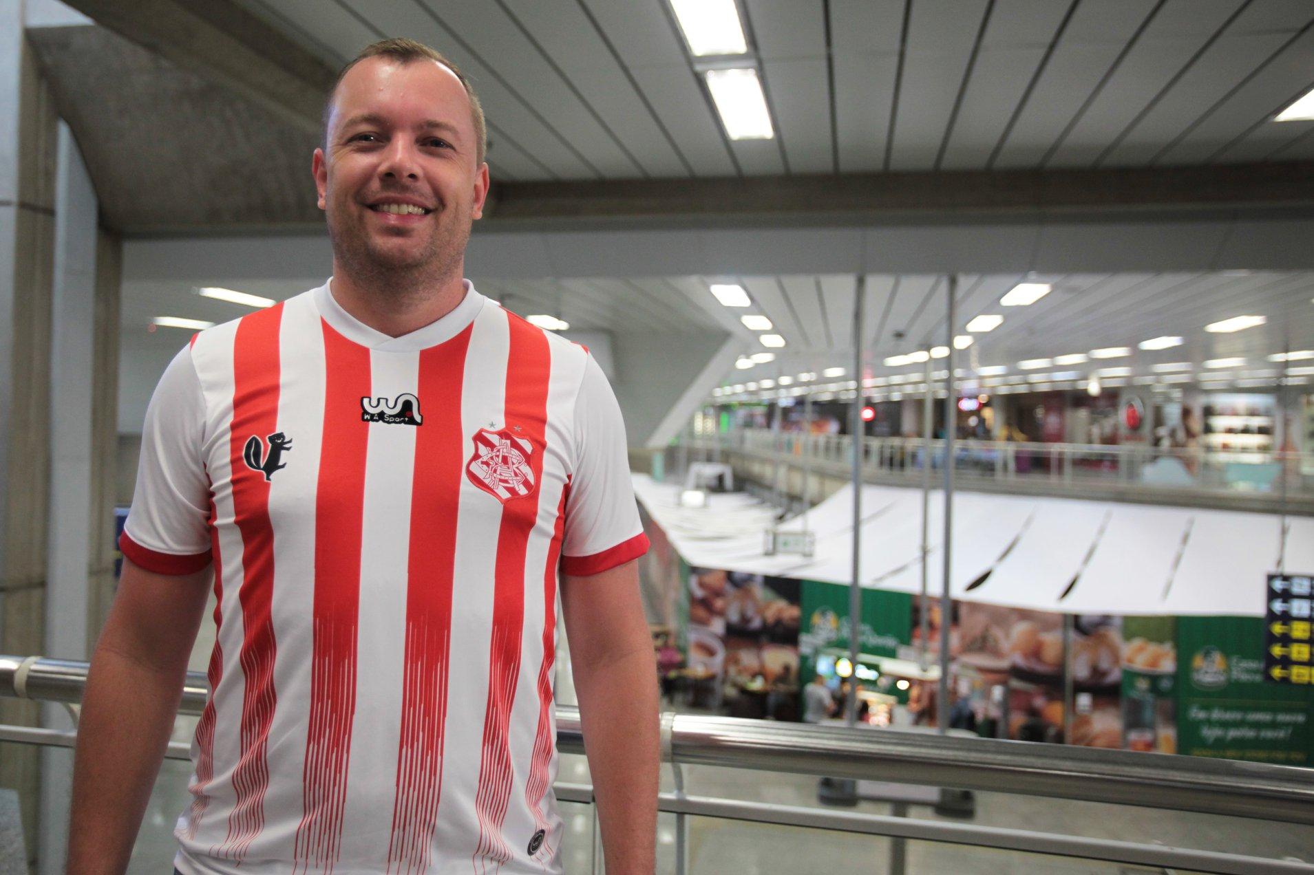 Ederson - Bangu Atlético Clube