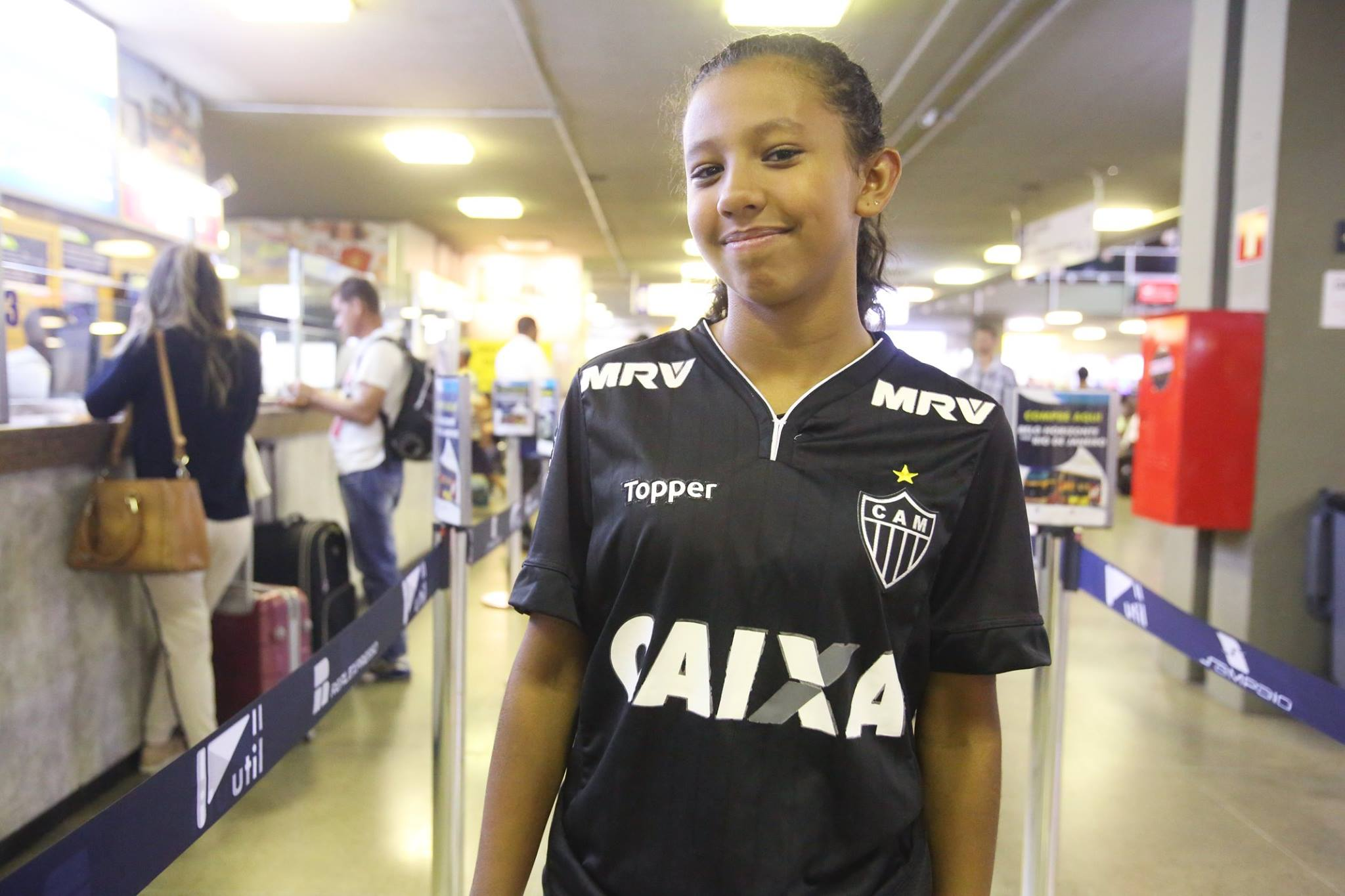 Leticia - Clube Atlético Mineiro