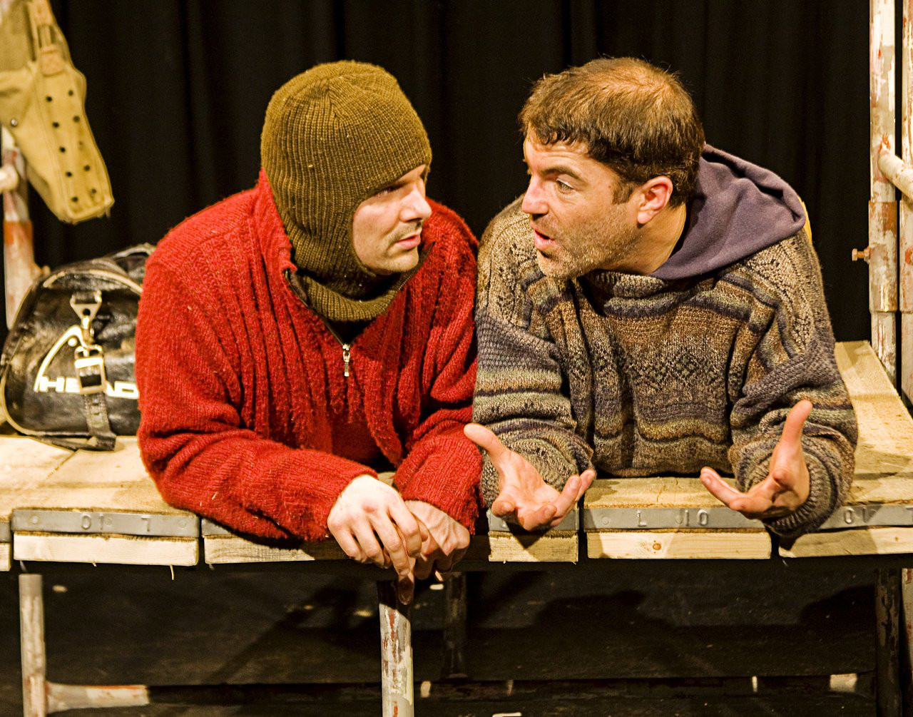 "A Head for Heights - by All InDirectorPart of the Seize the Day National Tour including : Theatre Royal Bath, Roundhouse London, and Junction Theatre Cambridge.""A play that is both funny and sensitive."" Daily Info"