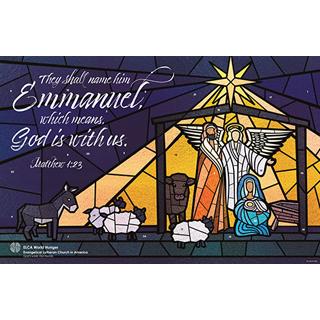 New! Advent calendar