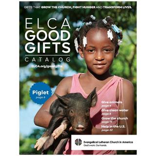 New! ELCA Good Gifts catalog