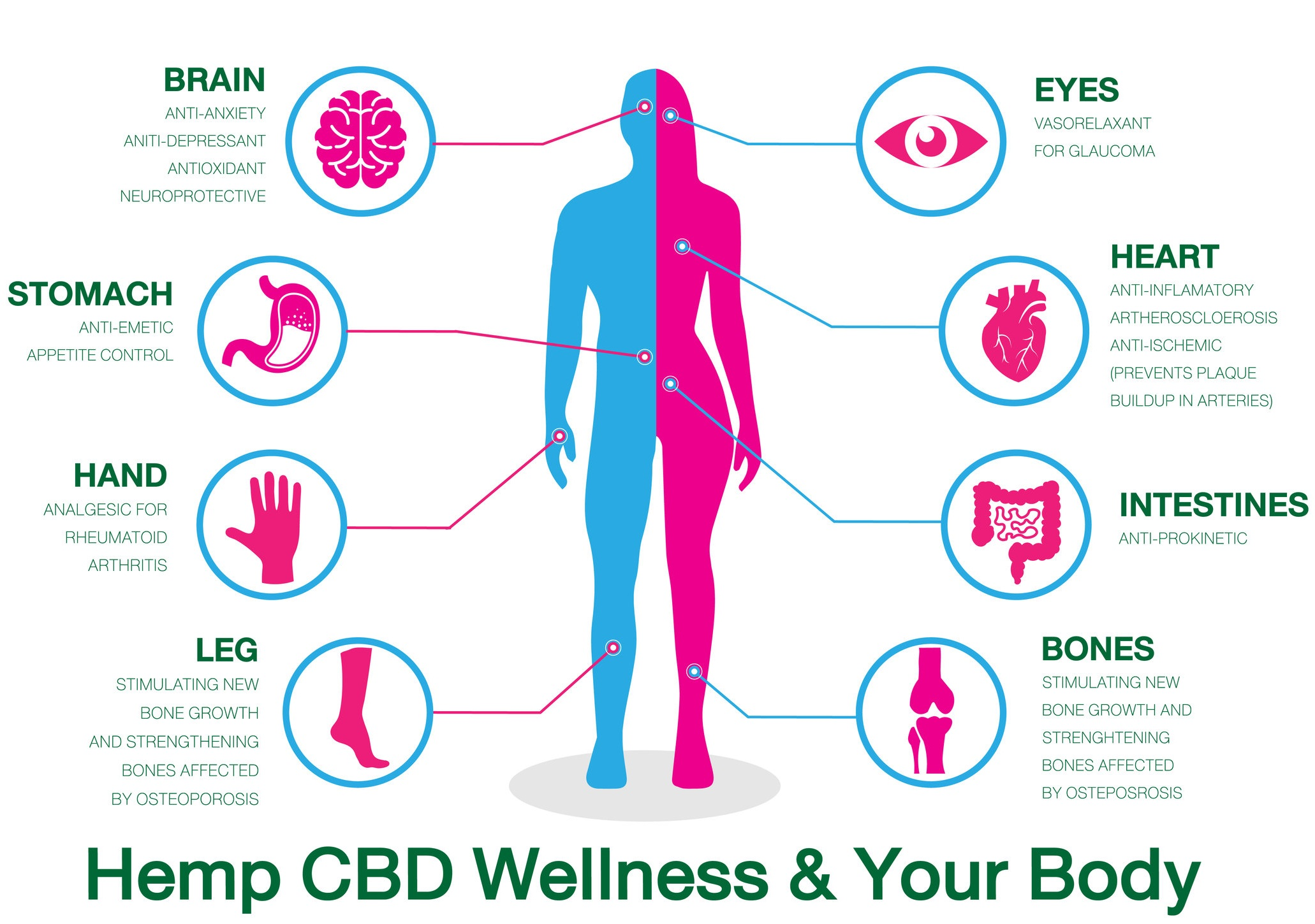 How Do Athletes Use CBD? -