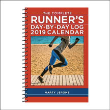 Runner's Day-By-Day Log