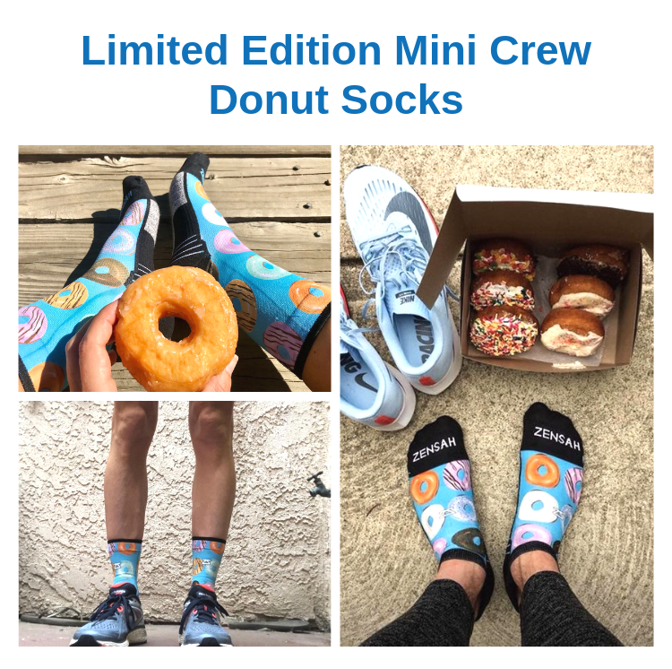 Zensah Limited Edition Mini Crew Donut Sock (2).png
