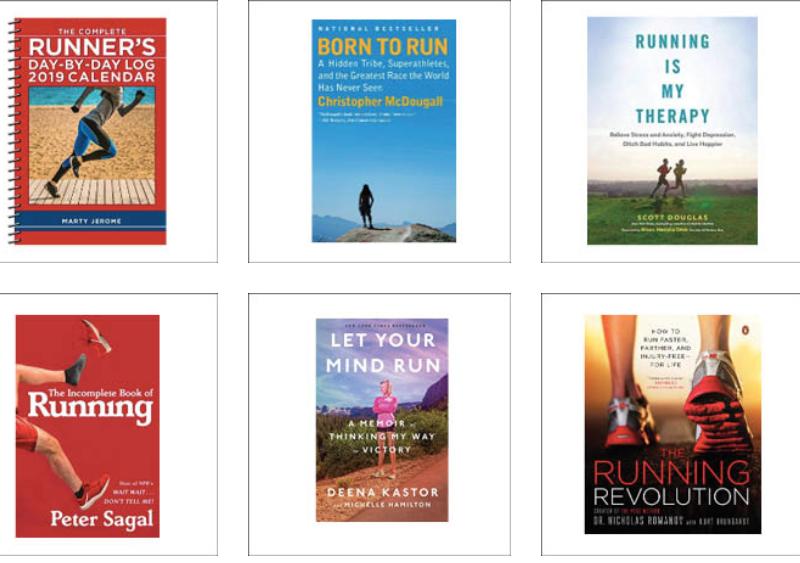 Books on Running