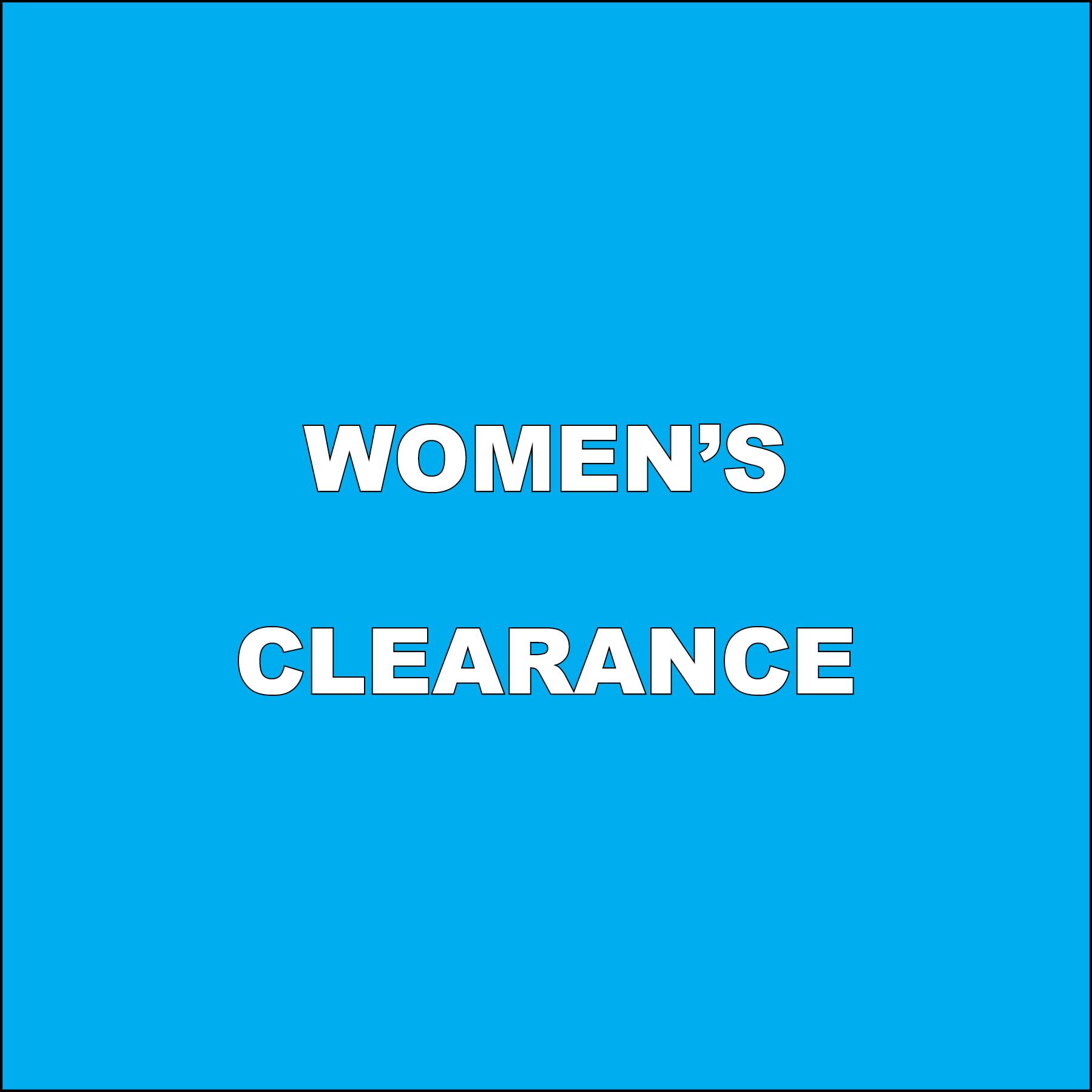 WOMEN'S CLEARANCEE.jpg