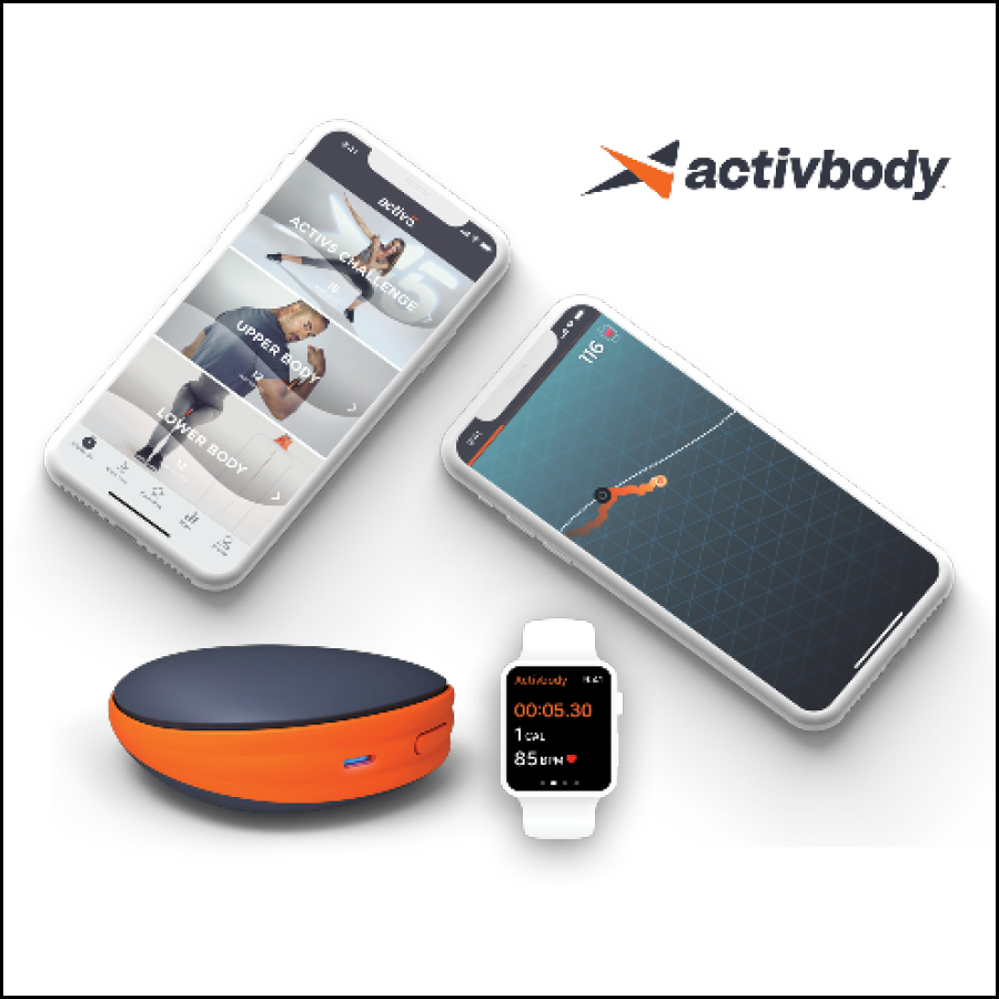 Exercise Anywhere with Activ5