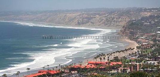 La Jolla Shores/Torrey Pines Beach, CA