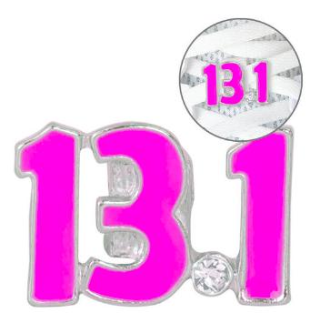 13.1 Half Marathon Pink