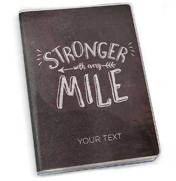Running Journal Stronger With Every Mile