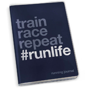 Running Journal - Train Race Repeat