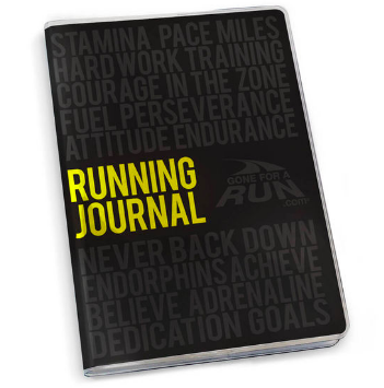 Copy of Running Journal - Inspirational Words