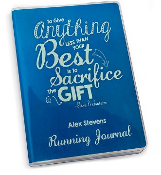 Copy of GoneForaRun Running Journal To Give Anything Less