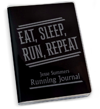 Running Journal Eat Sleep Run Repeat
