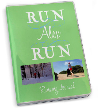 Copy of Running Journal Run Your Name Run (with Photos)
