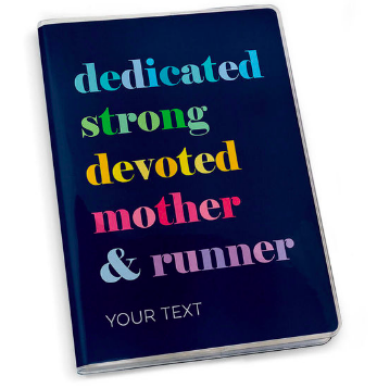 Running Journal - Mantra Mother Runner