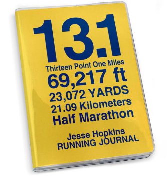 Running Journal - 13.1 Math Miles