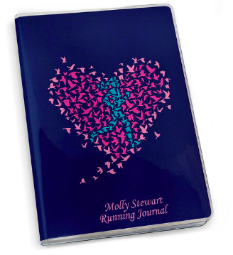 Copy of Running Journal - Run With Your Heart