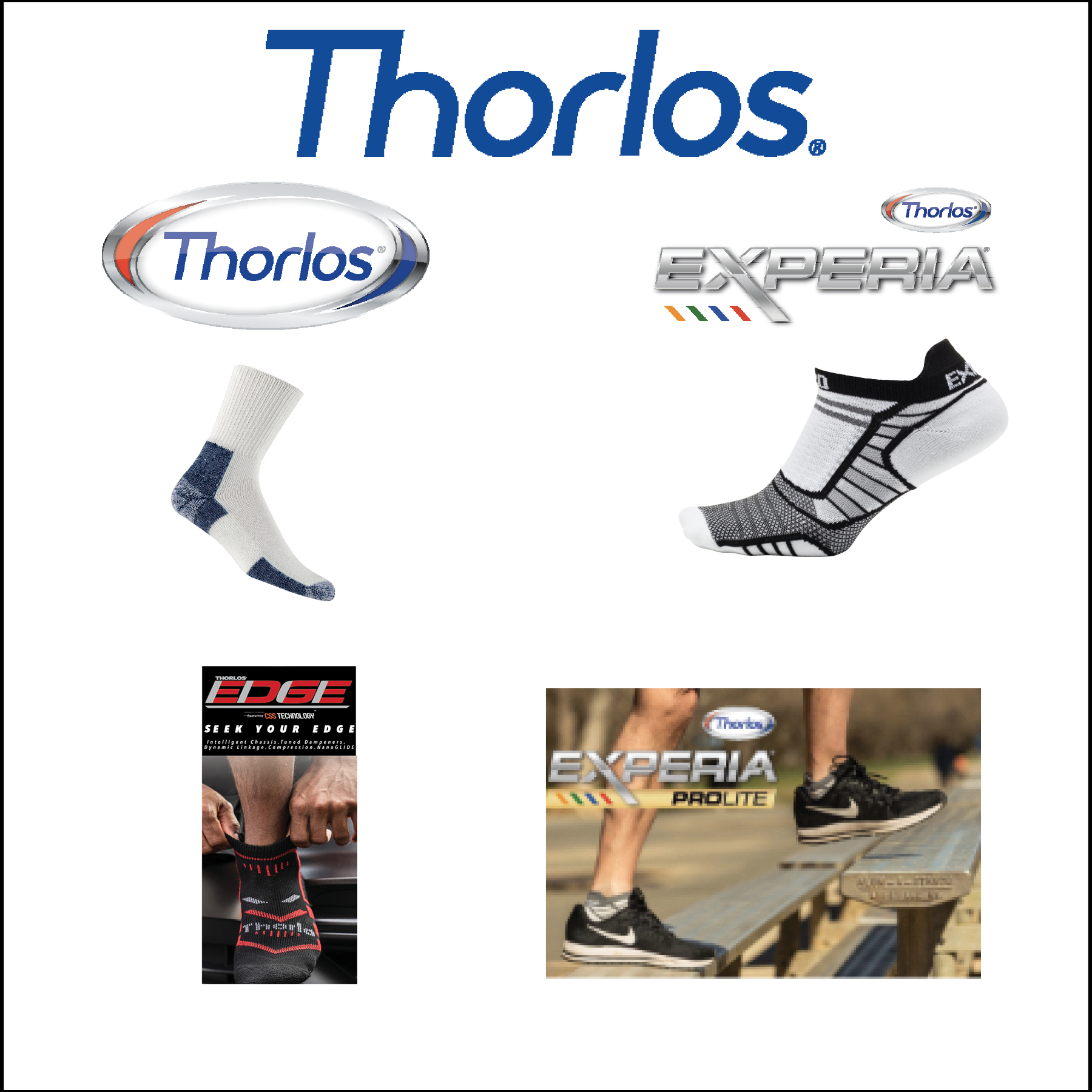 Stock Up On Thorlos For Fall