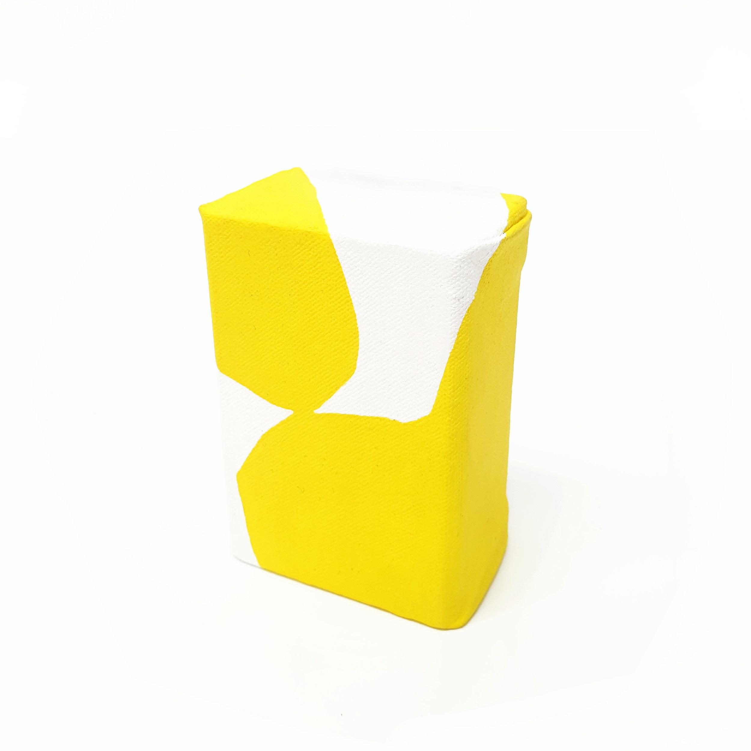 Untitled (Yellow & White Study)