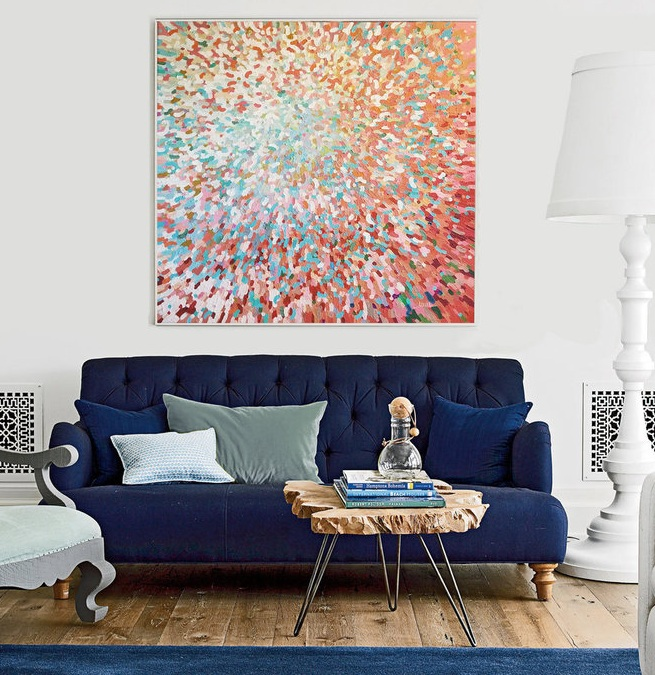 2. CURATE your interior space with original FINE ART pieces by Regional Artists - Our gallery offers exclusive original fine art paintings by Margaret Juul, Nathan Beard, Frederick Woods, Cherree Mallette, and many more amazing artists. All our artists are Florida residents and carefully selected for their extraordinary talent and valuable art pieces.
