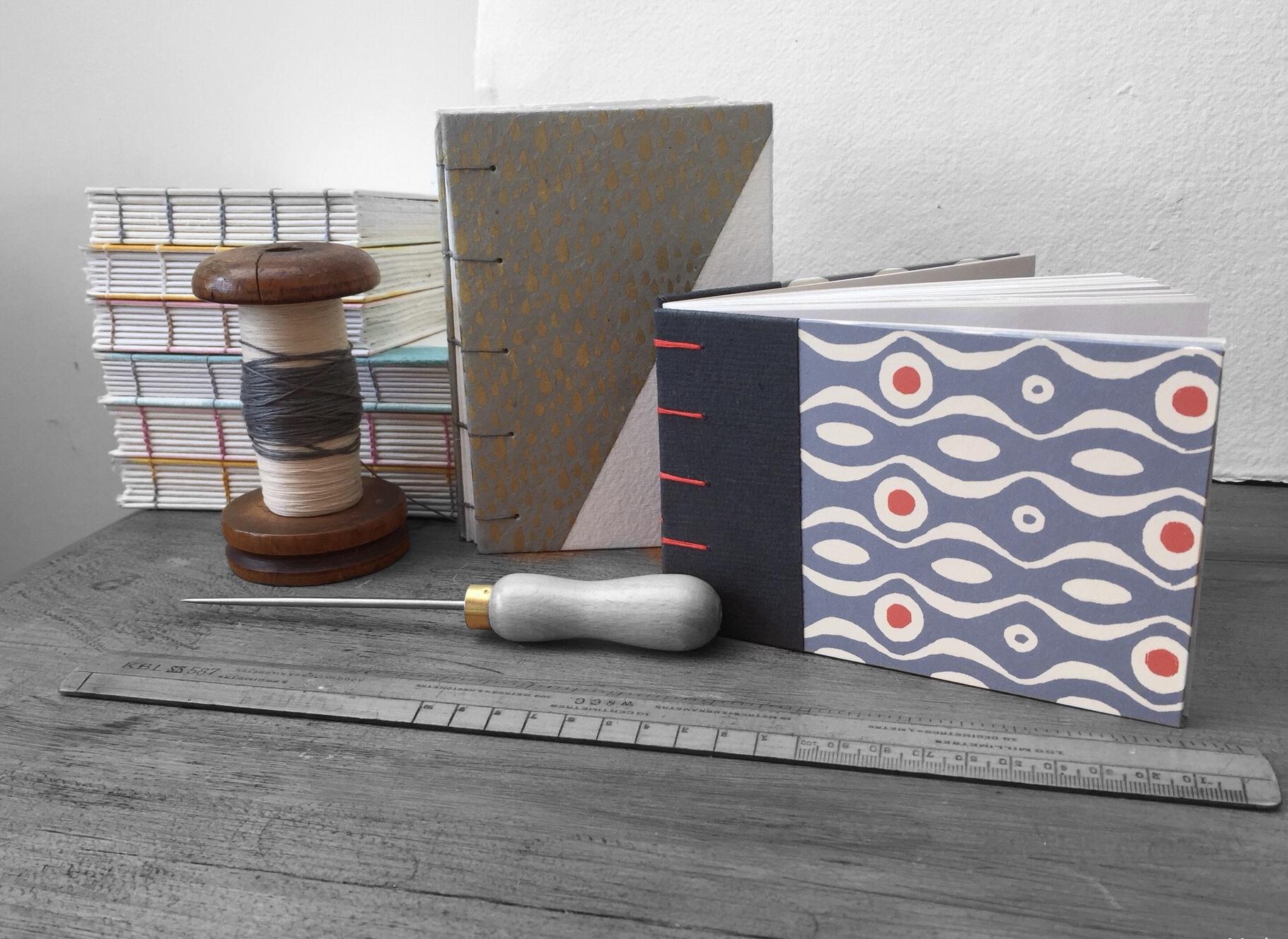 Notebook Making Workshop -