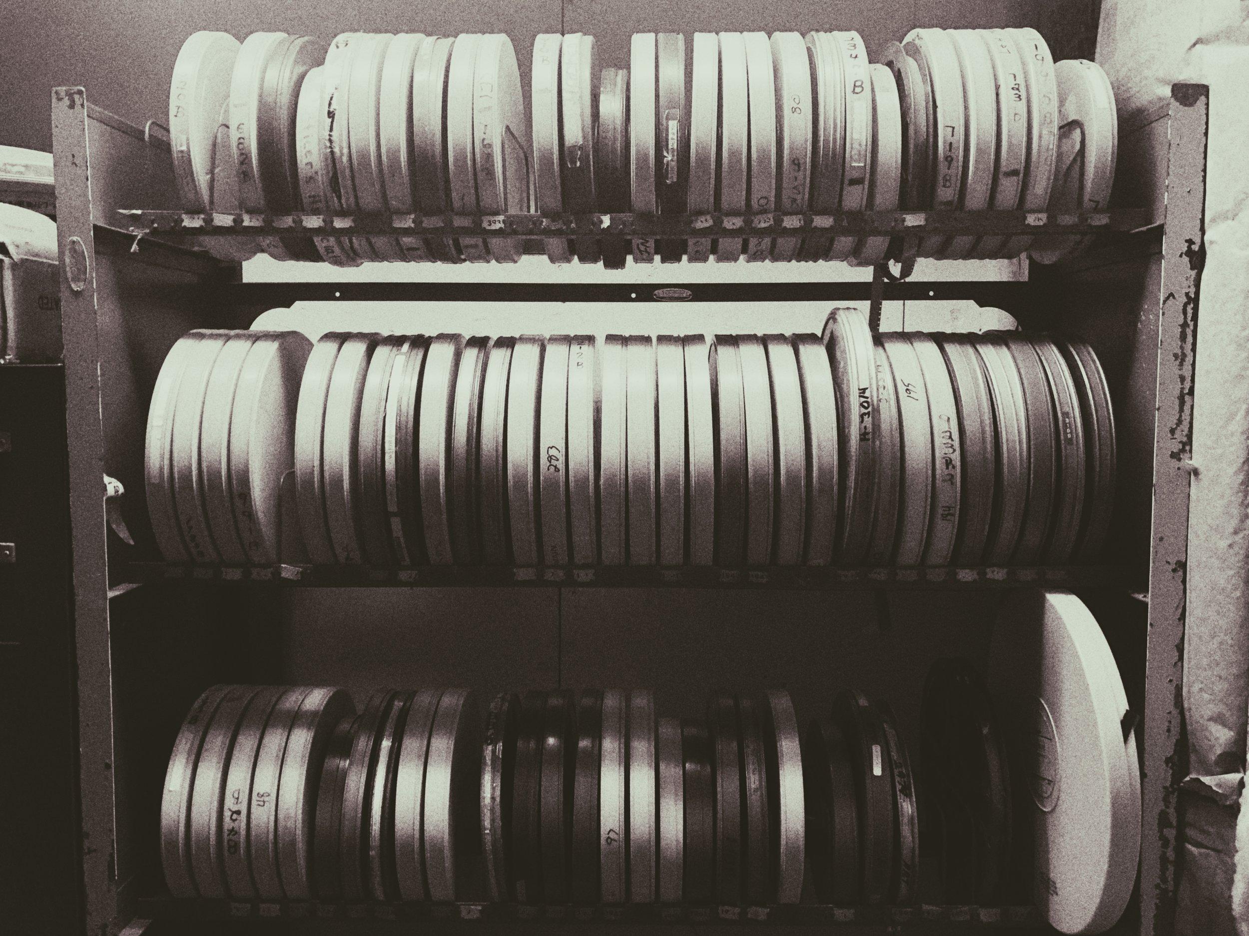 Film Preservation -