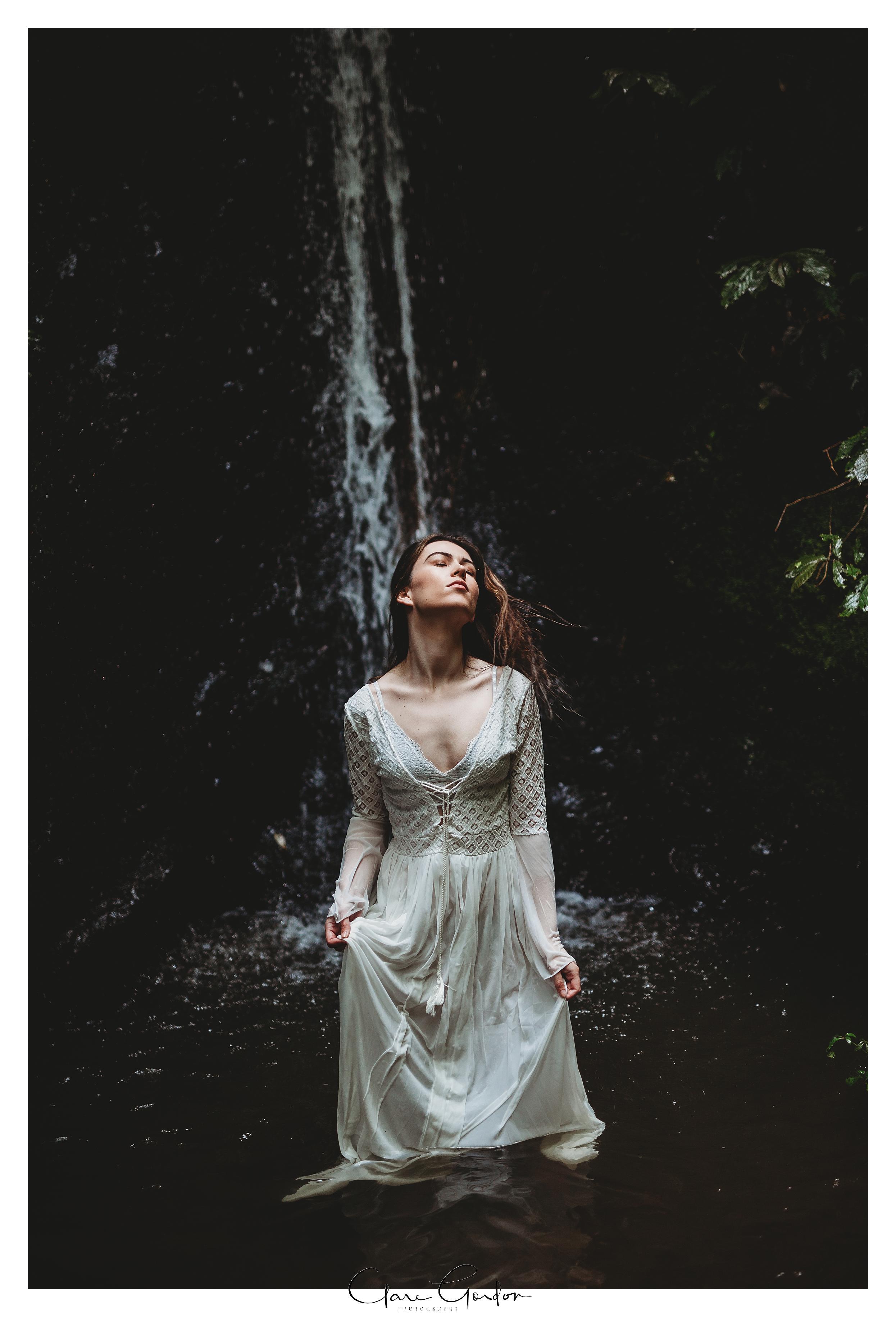 boho-bride-Shoot-Waikato-Wedding-photography-Girl-in Waterfall -New Zealand-wedding (2).jpg