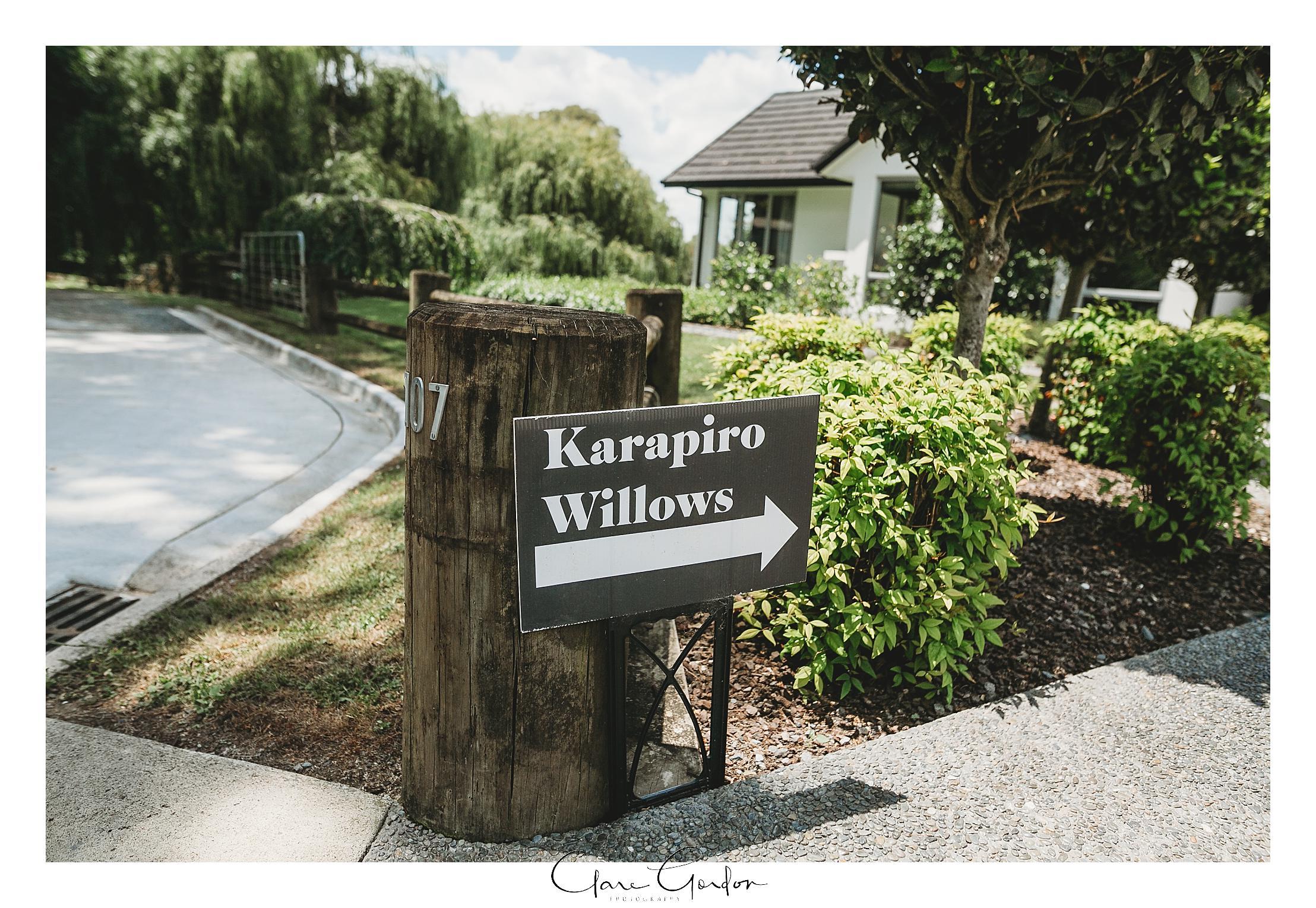 the -willows-BnB-Lake- Karapiro