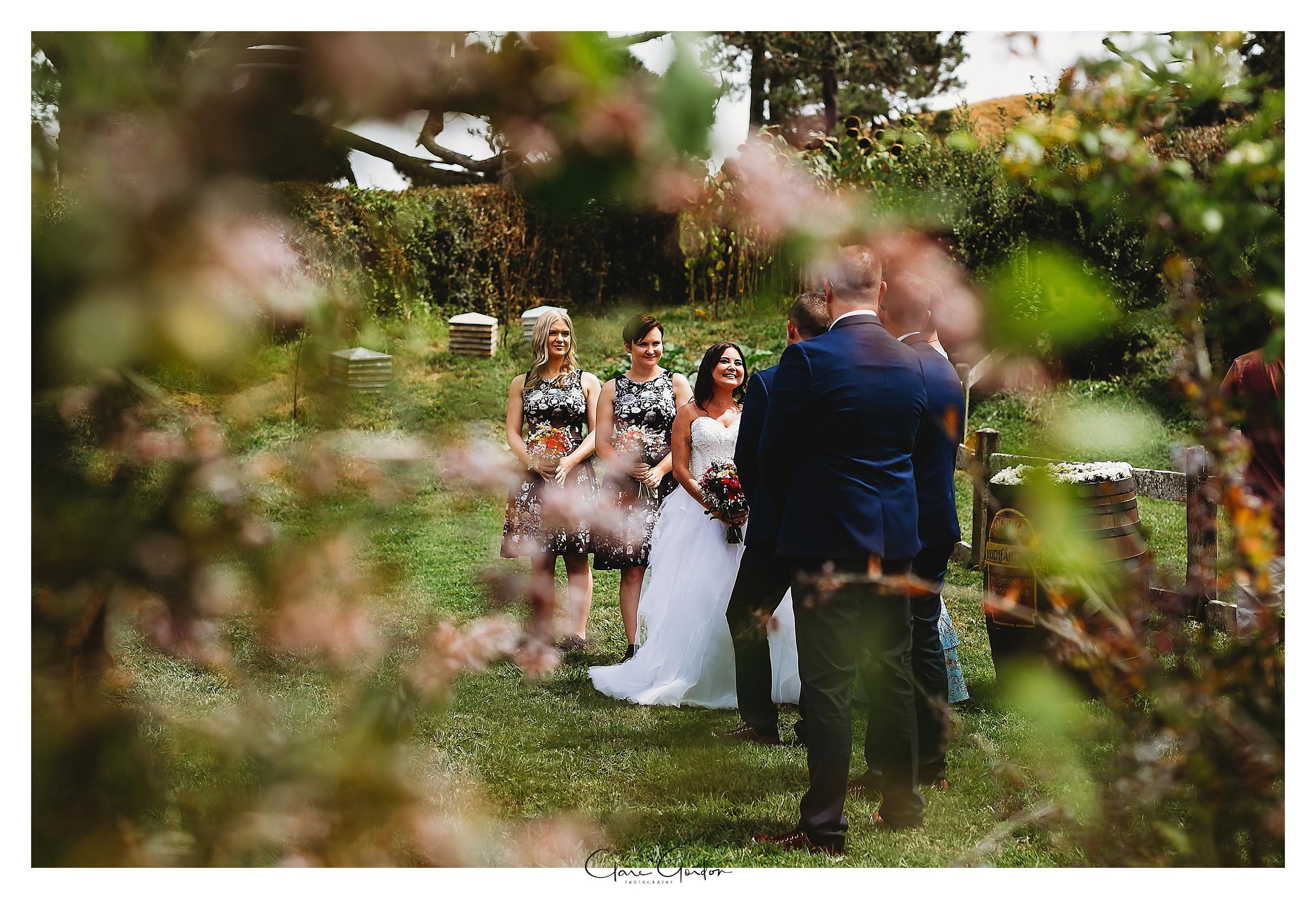 Hobbiton-wedding-bride-and-groom-getting-married