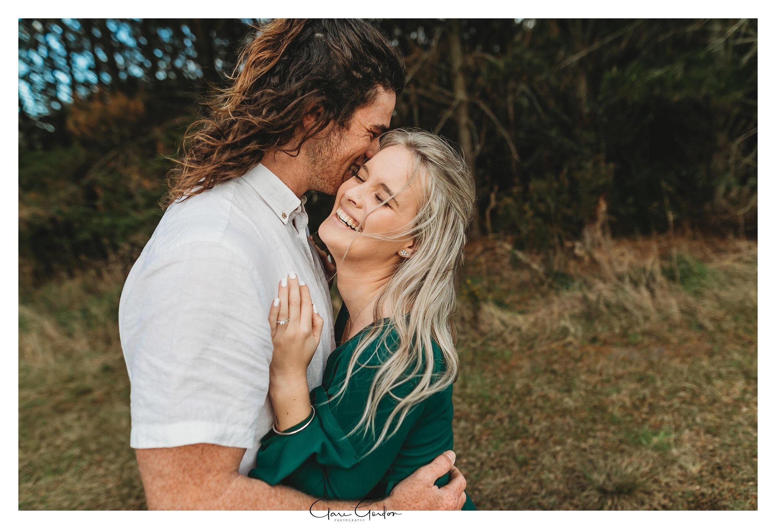 Waikato-engagement-photo-TeMiro-couple-hugging-in-forest-Newzealand-wedding-photographer (24).jpg