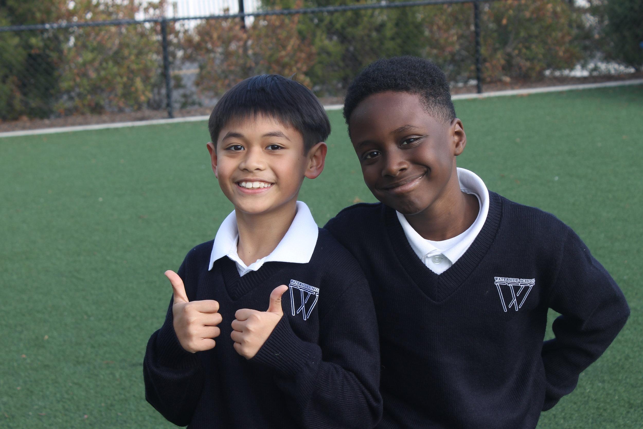 The Waterside School -
