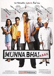 Munna Bhai MBBS