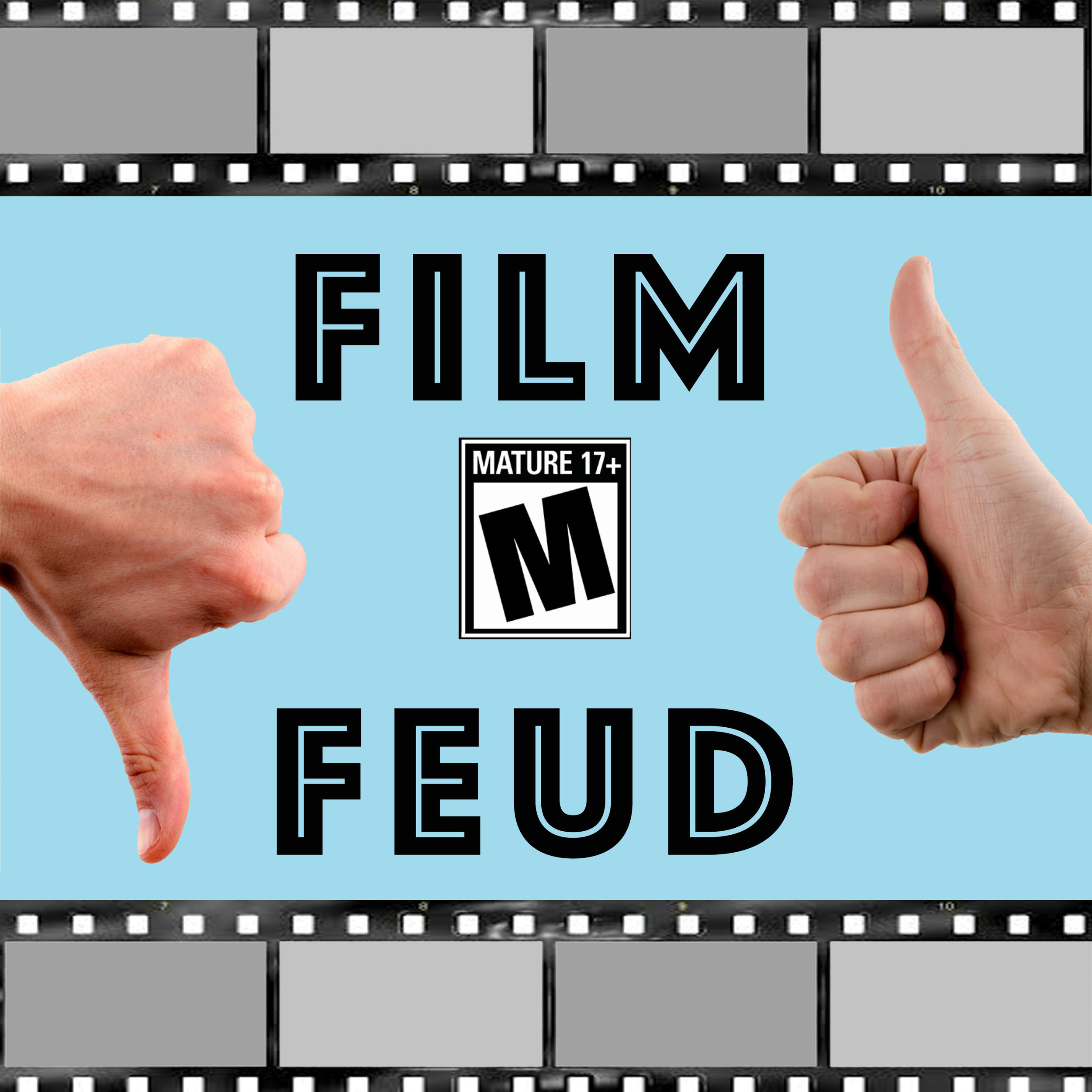 Long time friends become enemies each week as they debate whether a film from the IMDB top 250 deserves to be on the list or not.  Step 1: Select an IMDB top 250 movie  Step 2: Toss a coin and assign sides  Step 3: FEUD!