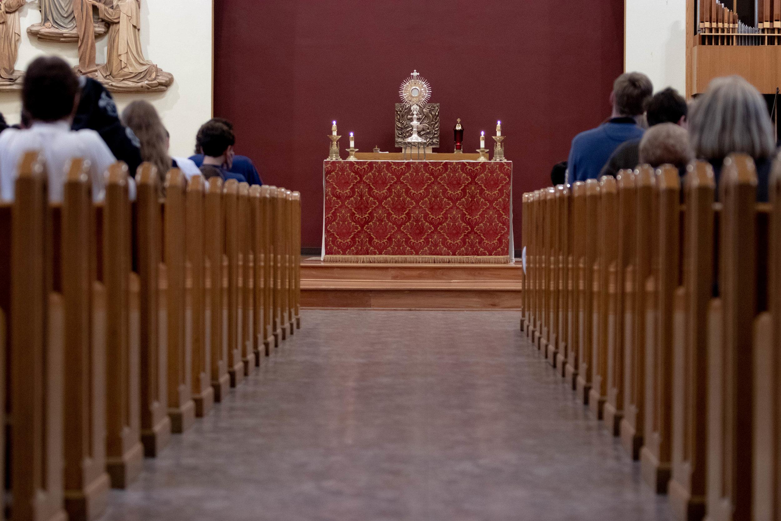 Catholic Identity -