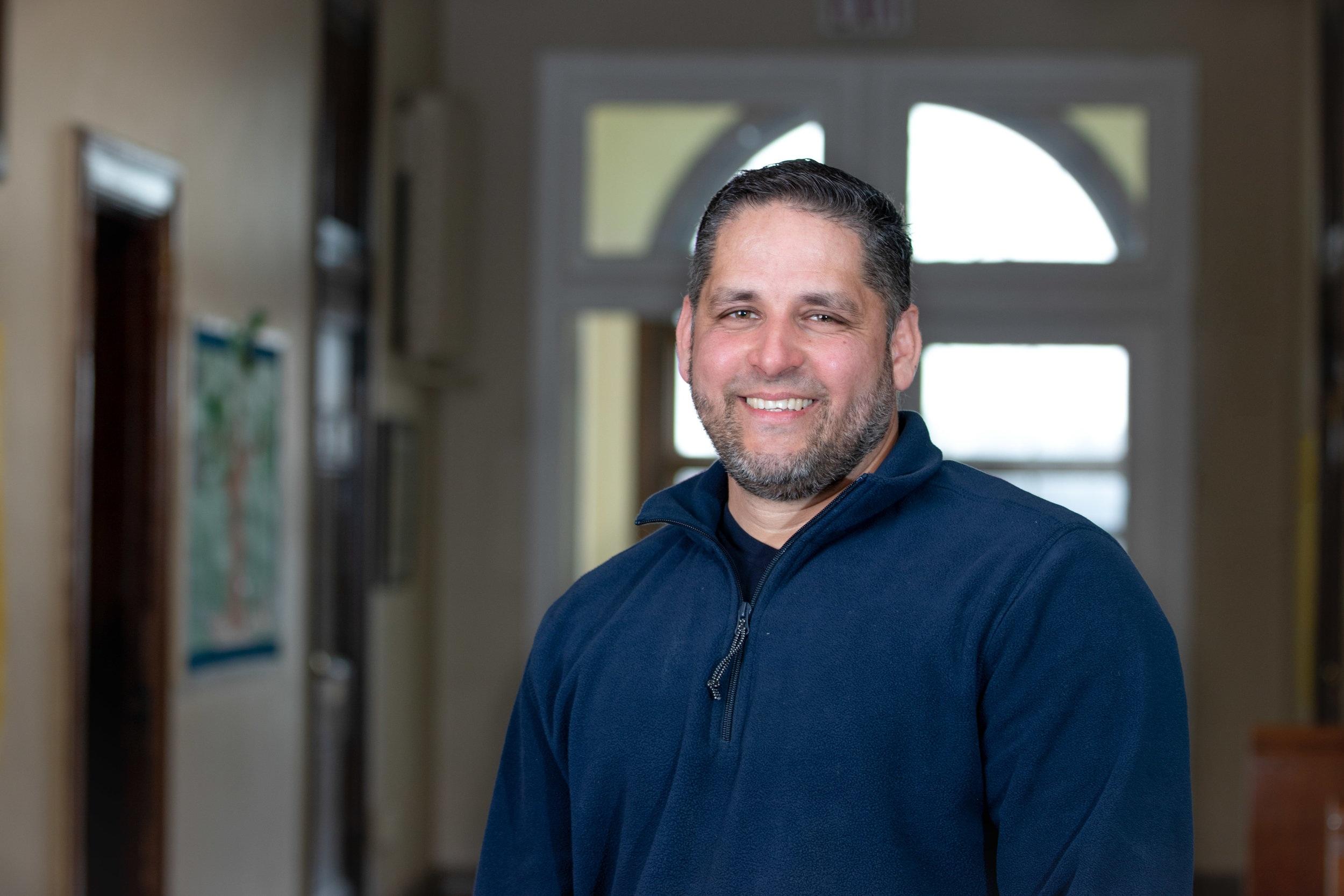 Mr. José Galloza: Facilities Manager