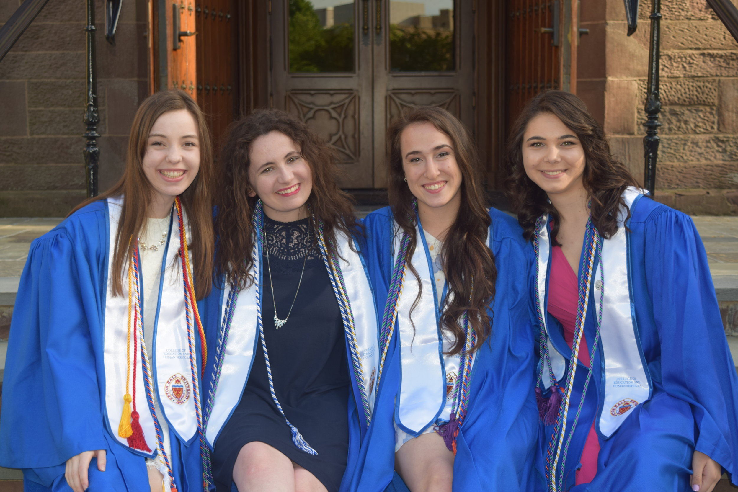 Seton Hall Summa Cum Laude in Early Childhood, Elementary, Special Ed, and Environmental Studies