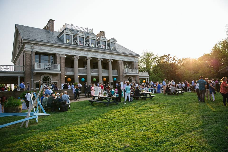 Party in the Playground, annual fundraiser, May 23, 2018, Photo credit: Rosie Simmons.