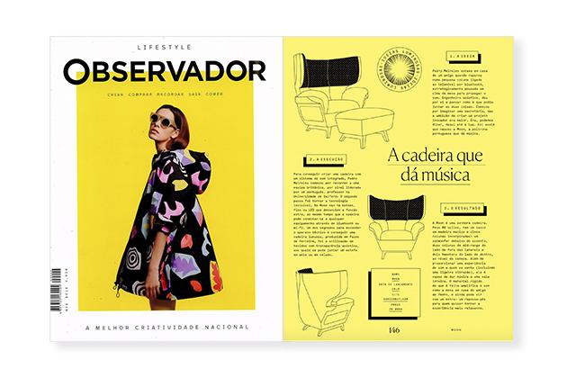 11.2018  Observador Lifestyle,   Portugal