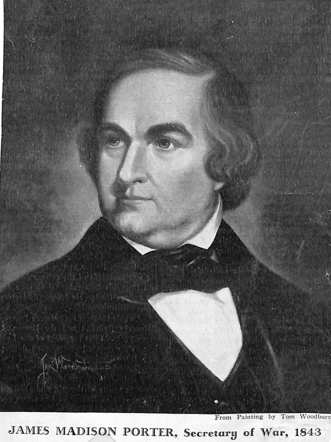 James Madison Porter - Founder of Lafayette College and first president of its Board of Trustees