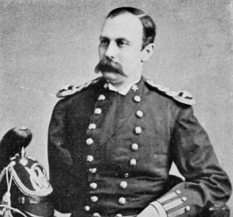 Theophilus Rodenbough - Civil War veteran and Medal of Honor recipient
