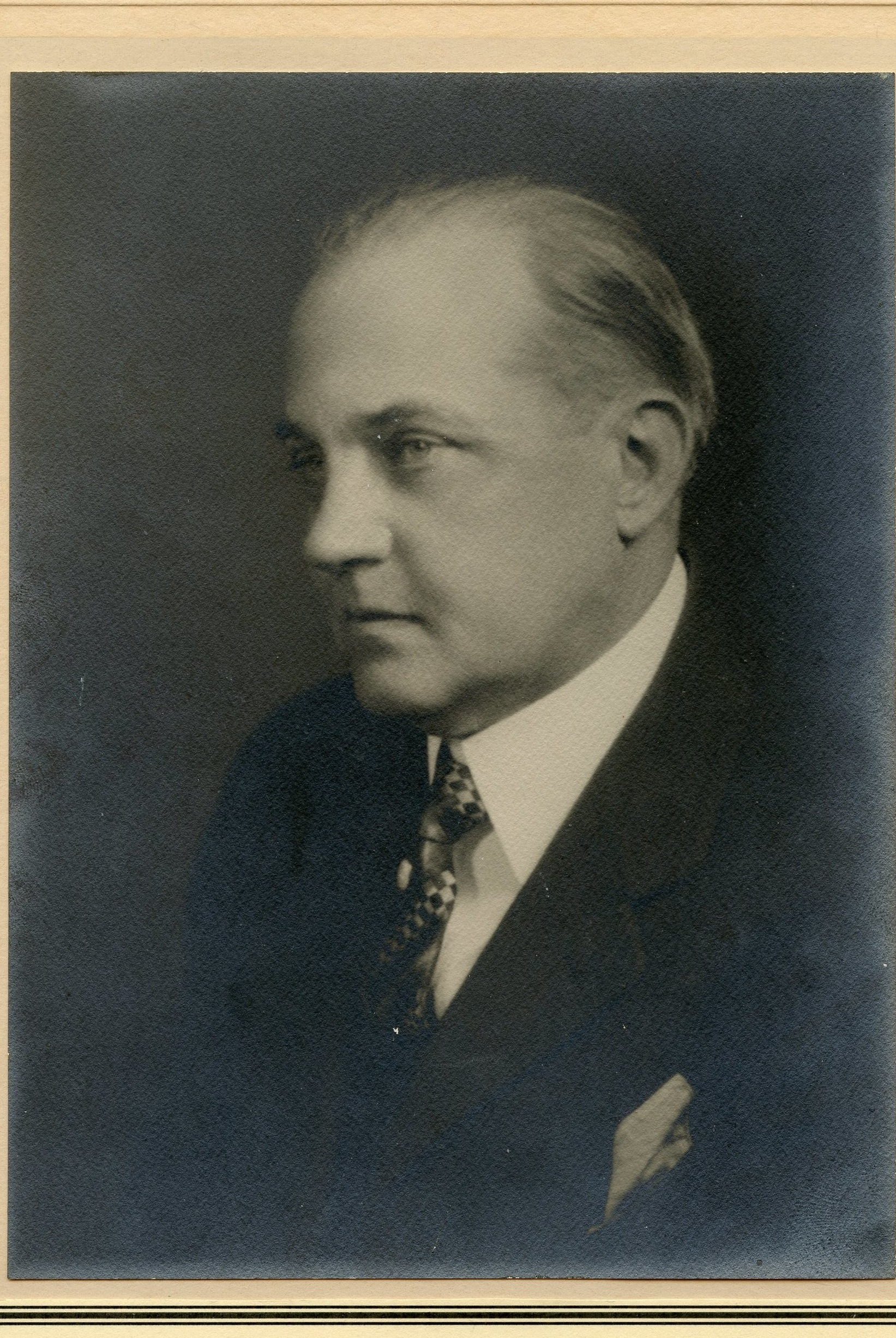 Henry Forster Marx - First director of Easton Library in 1902 and founder of historical society