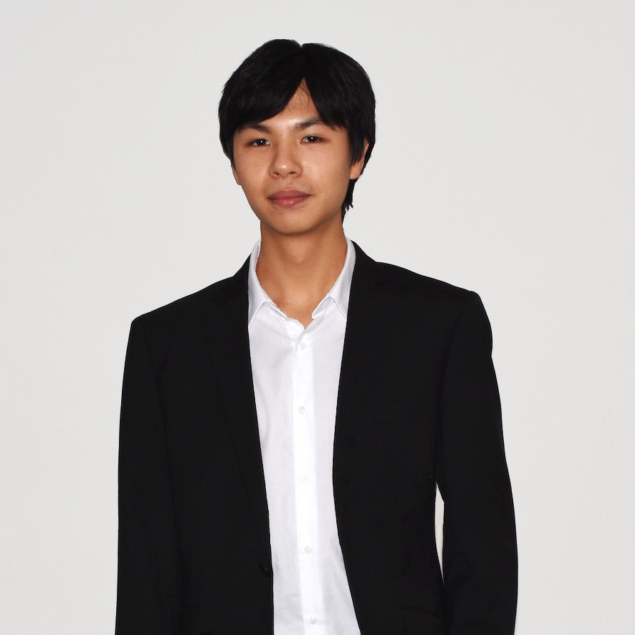 Edward Chen  Environmental Engineering, 2022  I am passionate about sustainability because it creates a better future.