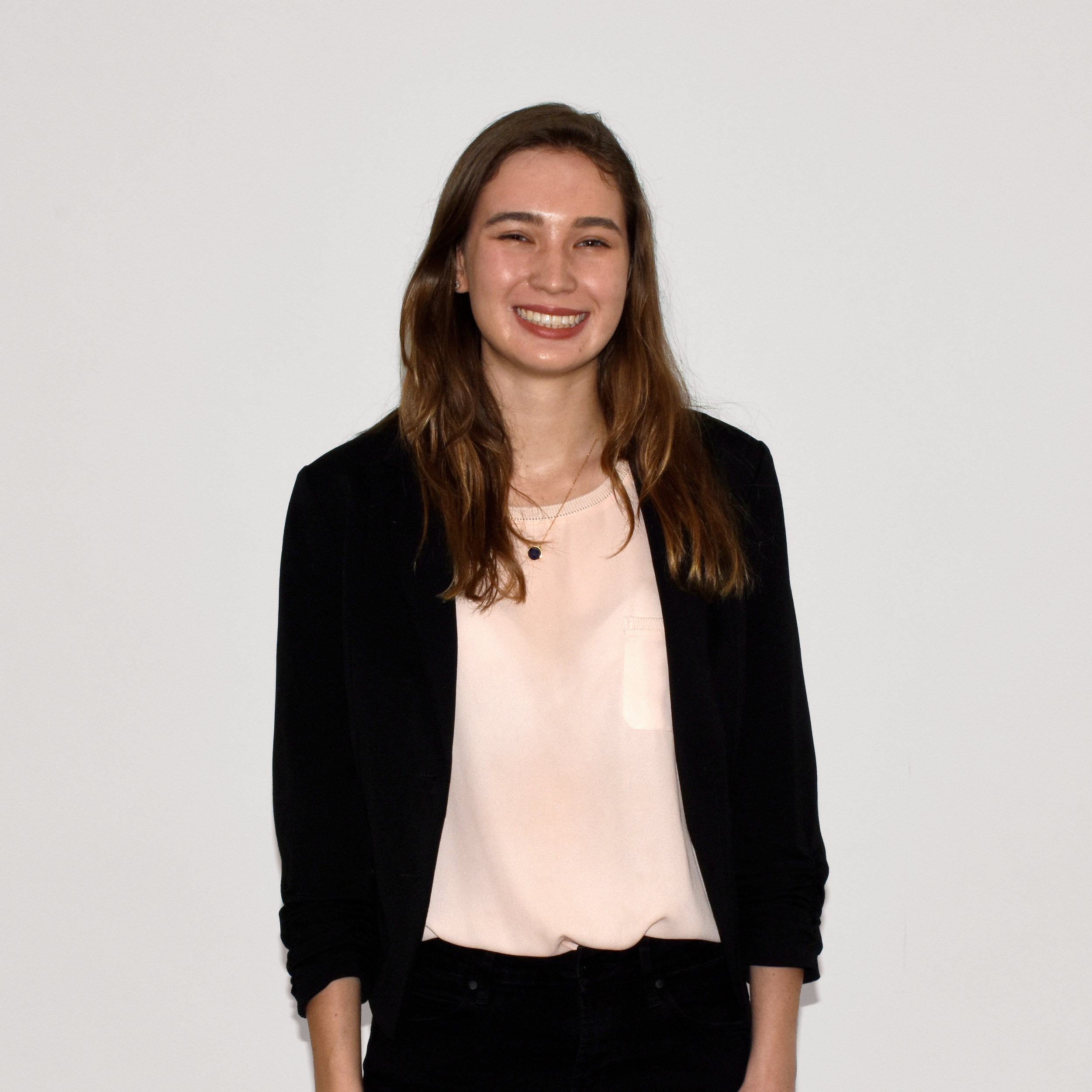 Juliette Raymond  Industrial and Labor Relations, 2021  I joined CSC because I'm interested in the intersection of business and sustainable design, and I believe that CSC will give me the opportunity to see how these concepts interact with each other.