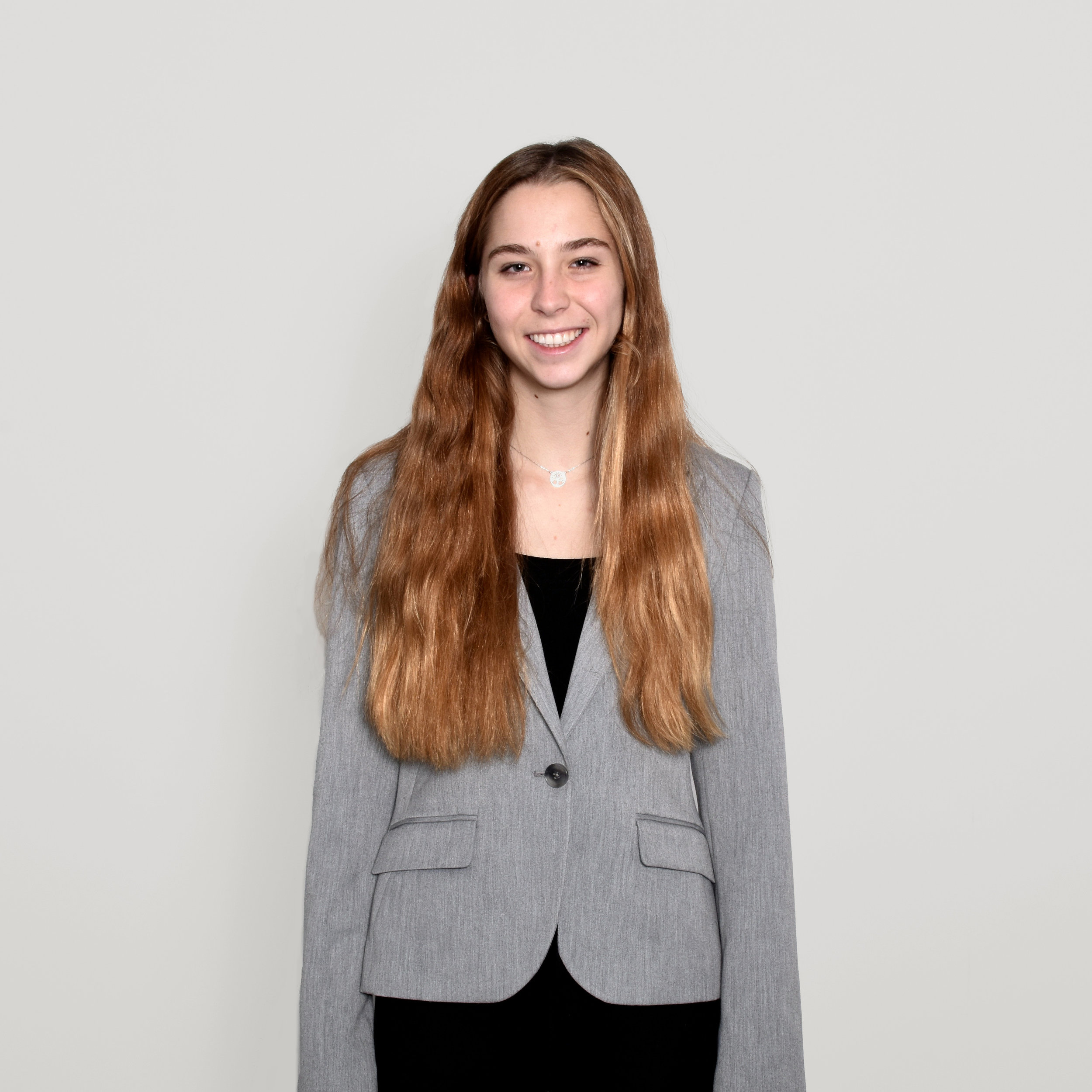 Amelia Lochhead  Information Science, 2021  CSC helps me challenge sustainability on a level that is usually not reached by students my age.